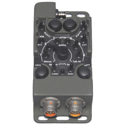 ICSm2 Tactical Vehicle Intercom