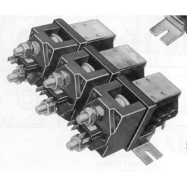 Curtis/Abright SW208 DC Contactor